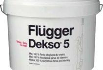 Flugger Dekso 5 Премиум класс