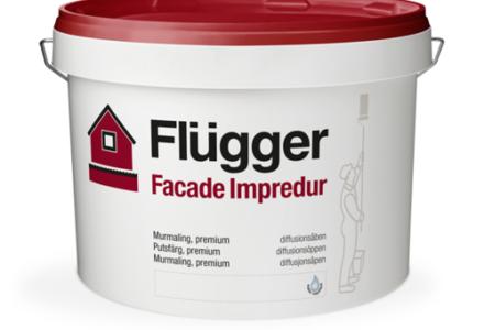 Flugger Facade Impredur Глубокоматовая
