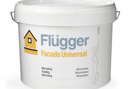 Flugger Facade Universal Матовая гладкая