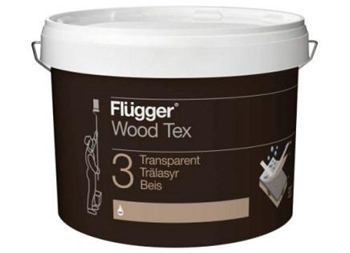Flügger Wood Tex Transparent