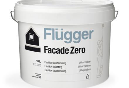 Flugger Facade Zero Эластичная всепогодная