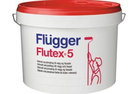Flugger Flutex 5 Матовая износостойкая