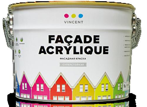Facade Acrylique 9l F 2