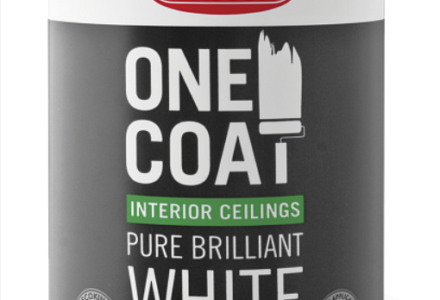 ONE COAT CEILING PAINT