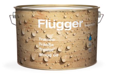 Flugger Impredur Wood Oil Водное масло по дереву