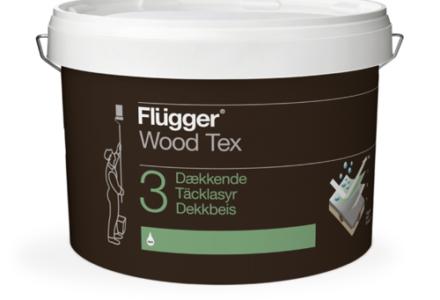 Flugger Wood Tex Tacklasyr Краска по дереву