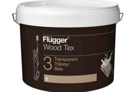 Flugger Wood Tex Transparent Тонировочная пропитка