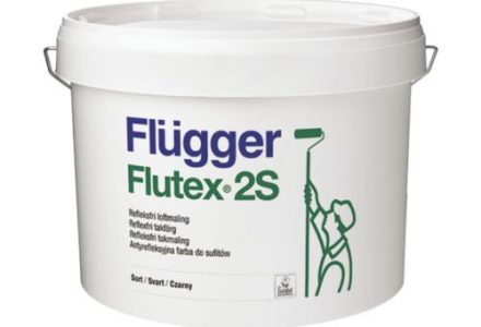 Flugger Flutex 2S для больших потолков