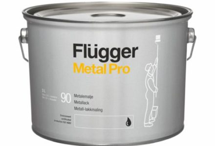 Flugger Metal Pro Metal Enamel Аниткоррозионный грунт