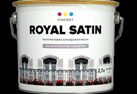 Royal Mat/Satin Алкидная матовая