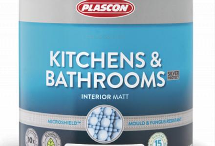 KITCHENS & BATHROOMS Для влажных помещений